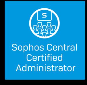 Sophos_central_Certified_administrator